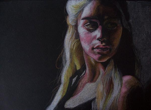 Emilia Clarke par frailita